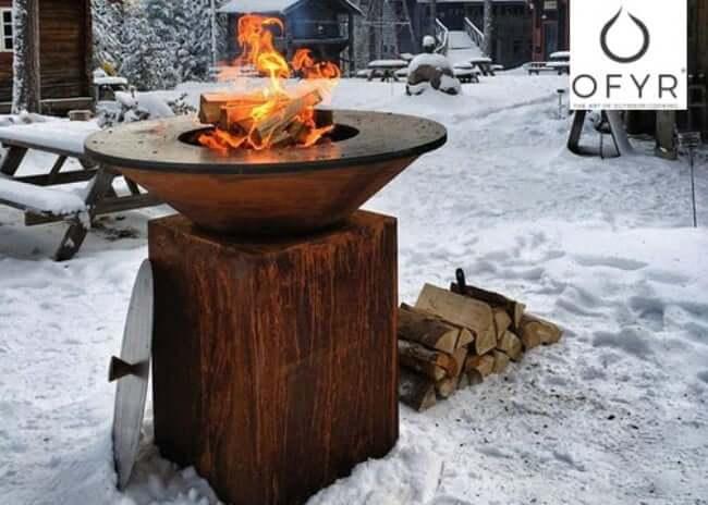 Wonderbaar De nieuwe manier van outdoor koken & grillen. - Hoveniersbedrijf KY-35