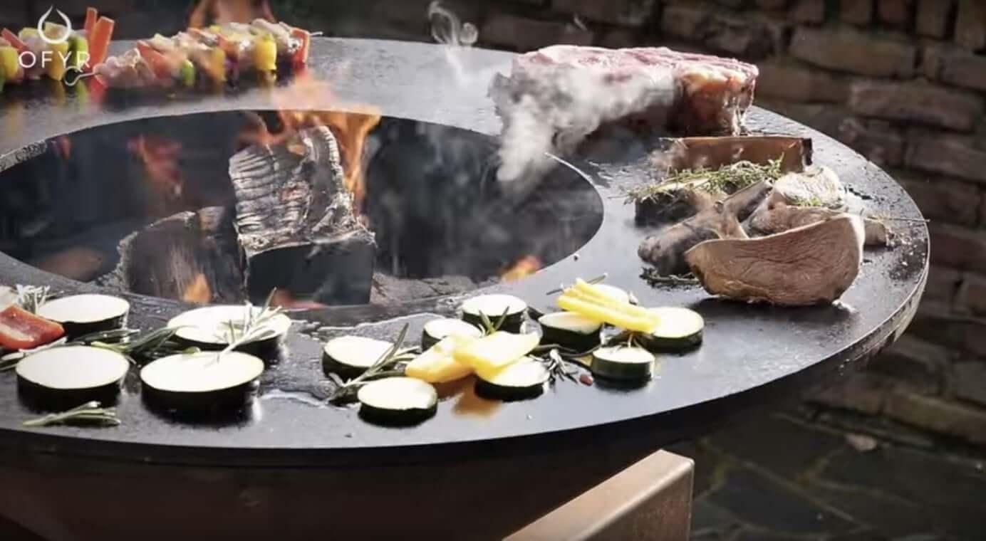 Spiksplinternieuw De nieuwe manier van outdoor koken & grillen. - Hoveniersbedrijf RF-34