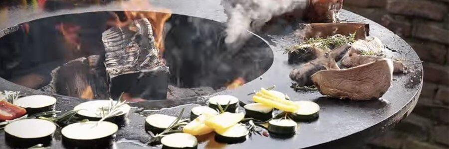 Verbazingwekkend De nieuwe manier van outdoor koken & grillen. - Hoveniersbedrijf WO-54